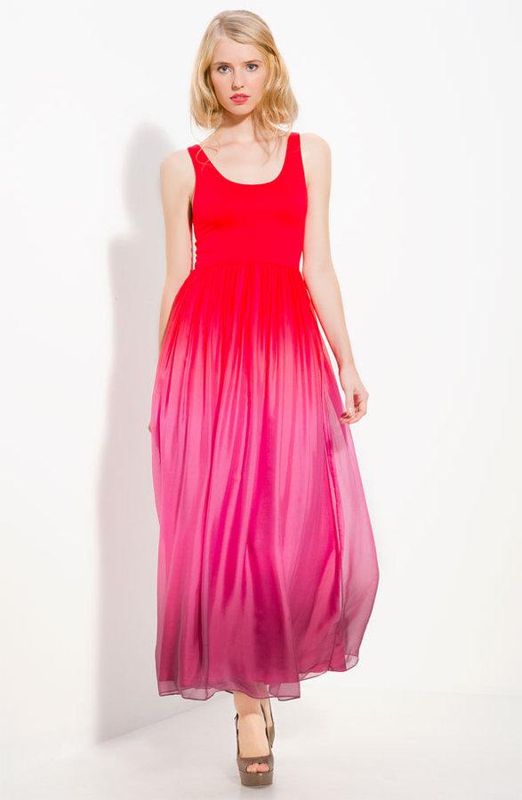 Alice + Olivia 'Claire' Maxi Dress