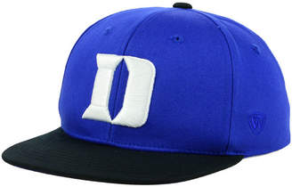 Top of the World Big Boys Duke Blue Devils Maverick Snapback Cap