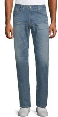 AG Jeans Faded Tailored Jeans