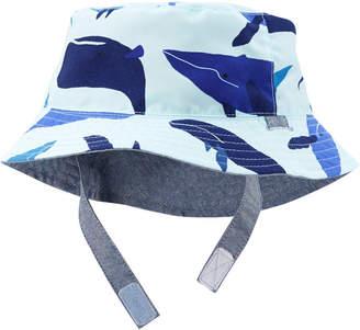Carter's Whale-Print Sun Hat, Baby Boys