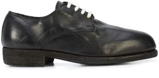 Guidi lace-up shoes