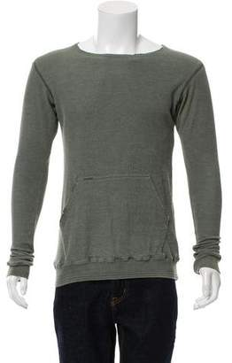 Greg Lauren Thermal Long Sleeve T-Shirt