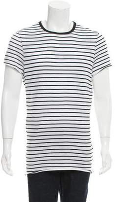 Amiri Striped Crew Neck T-Shirt w/ Tags
