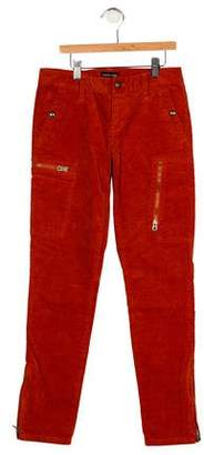 Ralph Lauren Girls' Corduroy Skinny Pants