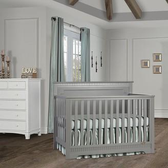 Dream On Me Morgan 5-in-1 Convertible Crib