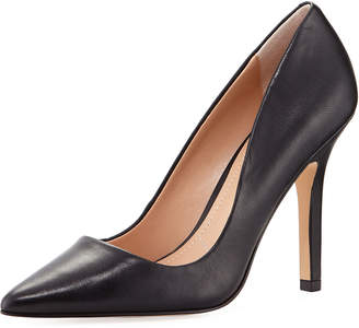 Charles by Charles David Sweetness Leather Pointed-Toe Pump