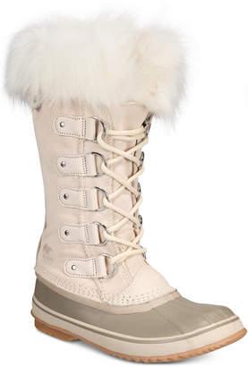 Sorel Women's Joan Of Arctic Waterproof Cold-Weather Boots Women's Shoes