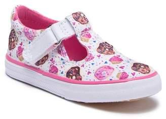 Keds Daphne Cupcake Canvas Mary Jane Sneaker (Toddler & Little Kid)