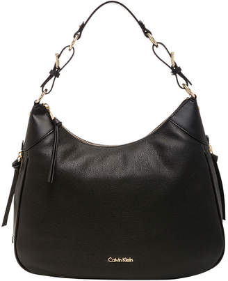 Calvin Klein H6GCA4KJ Angelina Top Handle Hobo Bag