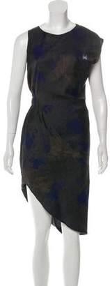 Zero Maria Cornejo Short Sleeve Midi Dress w/ Tags
