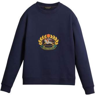 Burberry reissued 1991 sweatshirt