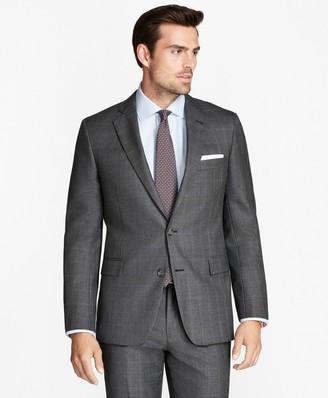 Brooks Brothers Regent Fit Open Plaid 1818 Suit