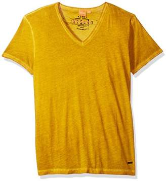 HUGO BOSS BOSS Orange Men's Toulouse V-Neck T-Shirt