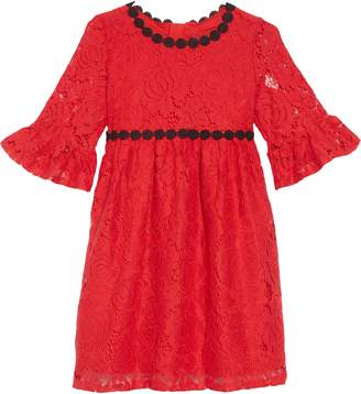 Kate Spade Alencon Lace Party Dress