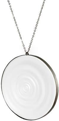 "MARIE JUNE""¢ Jewelry - Full Ripples Milky White"
