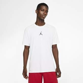 Nike Men's Short-Sleeve Training Top Jordan 23 Alpha
