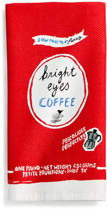 Kate Spade Bright Eyes Coffee Kitchen Towel