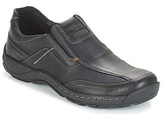 Josef Seibel Nolan 18 men's Casual Shoes in Black