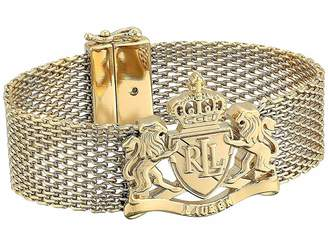 Lauren Ralph Lauren Flat Mesh Bracelet