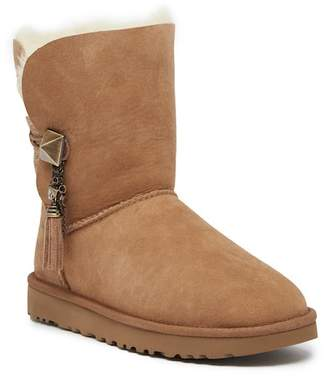 UGG Lilou Genuine Shearling Lined Short Boot