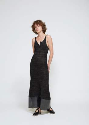 J.W.Anderson Knit Foil Tank Dress