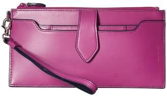 Lodis RFID Audrey Queenie Wallet w/ Removable Card Case Wallet Handbags