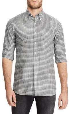 Polo Ralph Lauren Cotton Twill Casual Button-Down Shirt