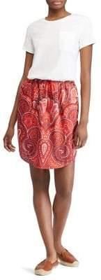 Lauren Ralph Lauren Petite Pocket Tee Jersey Day Dress