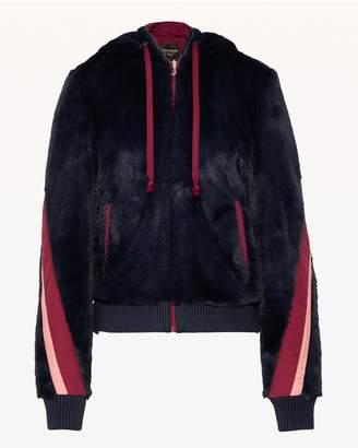 Juicy Couture Faux Fur Robertson Jacket