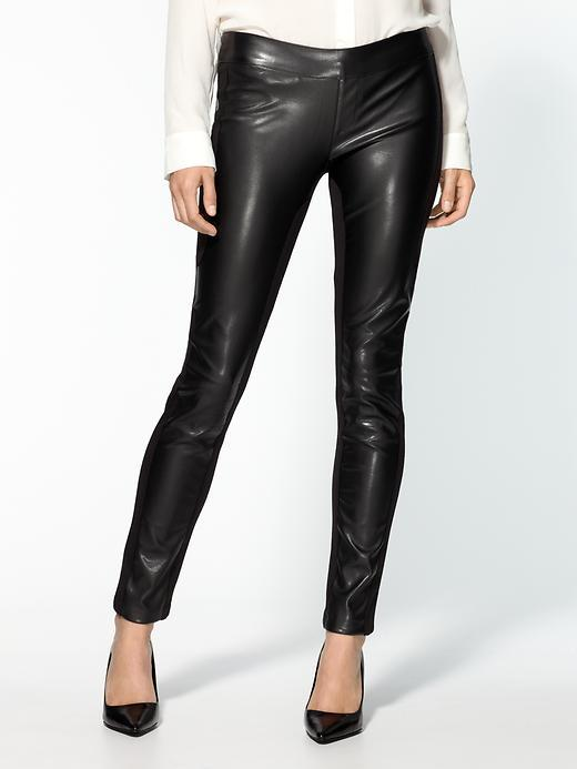 Dex Vegan Leather Pant