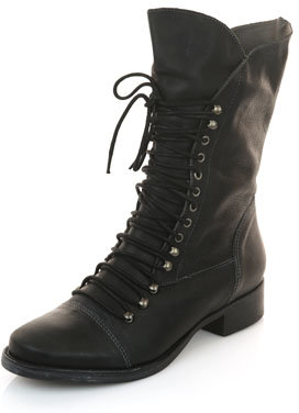 Joie Shoes Jovi Lace Up Boot
