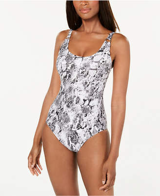 Calvin Klein Starburst One-Piece Swimsuit, Women Swimsuit