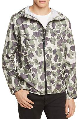 Herschel Voyage Camouflage Windbreaker Jacket