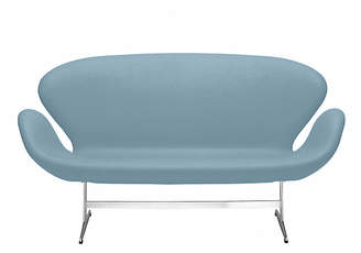 At Design Within Reach · Design Within Reach SwanTM Sofa