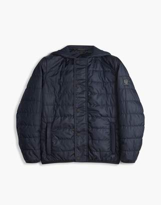 Belstaff Children's Holland Padded Coat Blue Age