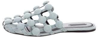 Alexander Wang Amelia Slide Sandals w/ Tags