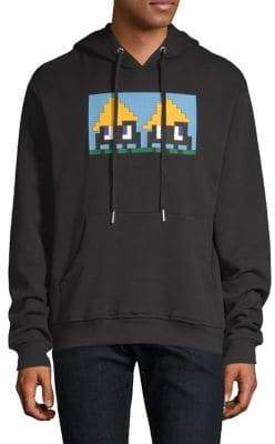 Mostly Heard Rarely Seen Yellow Hats Hoodie