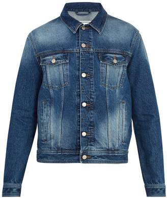 Ami Washed-denim jacket