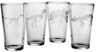 Susquehanna Glass Jurassic Pint Glass