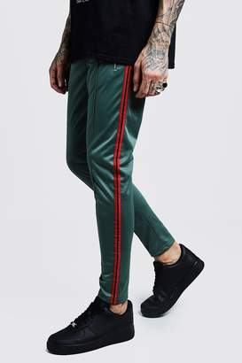 30bbdaa47f2c boohoo Green Trousers For Men - ShopStyle UK