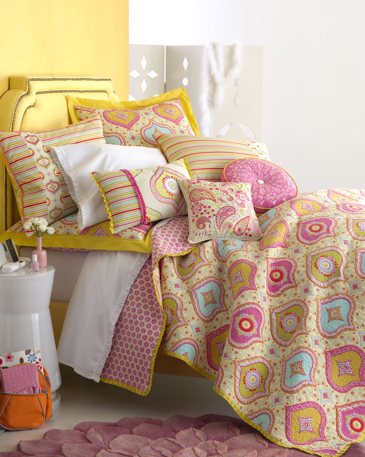 "Dena Home ""Zarina"" Bed Linens"