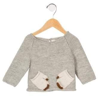 Oeuf Boys' Alpaca Sweater