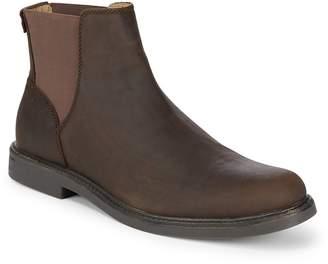 Sebago Men's Turner Leather Chelsea Boots