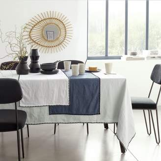 La Redoute Interieurs Adrio Cotton and Linen Table Runner