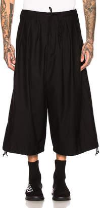 Yohji Yamamoto Balloon Pants in Black   FWRD