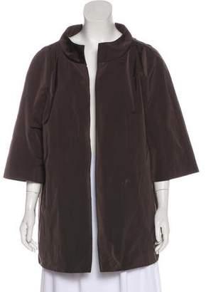 Lafayette 148 Casual Short Coat