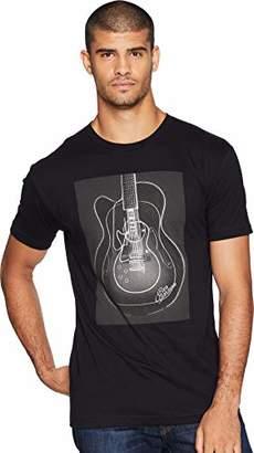 Ben Sherman Men's Guitar Screen Tee