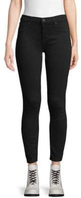 Hudson Mid-Rise Ankle Jeans