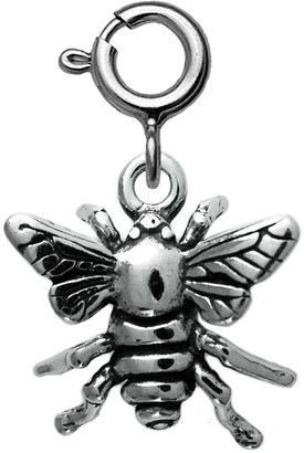 Sterling Bee Charm