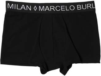 Marcelo Burlon County of Milan Eskel Cotton Boxer Briefs